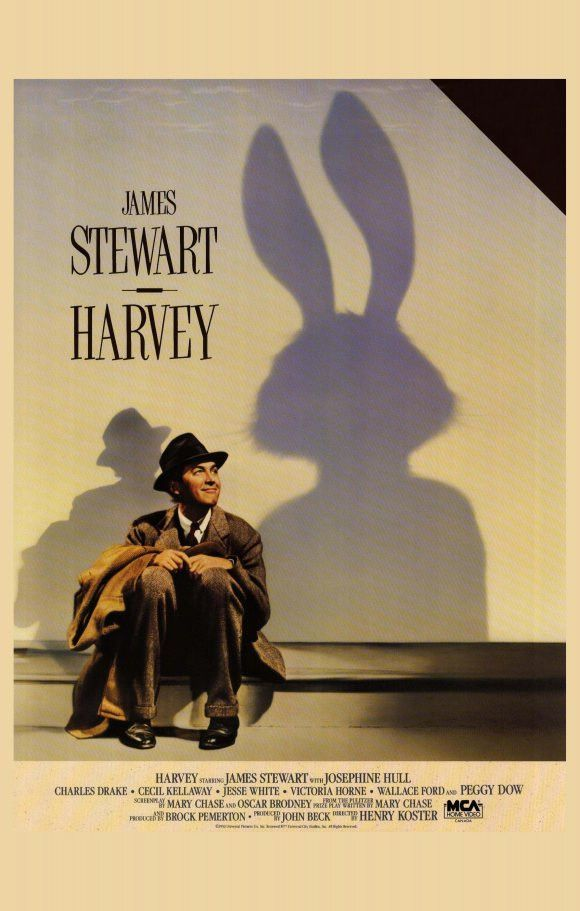 harvey 11x17 movie poster 1972 in 2018 classic movies movie