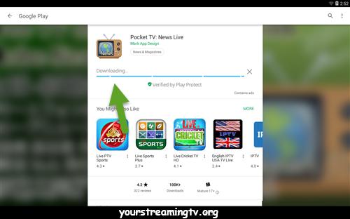 Pocket tv apk   Pocket TV APK + MOD Download For Android  2019-03-31