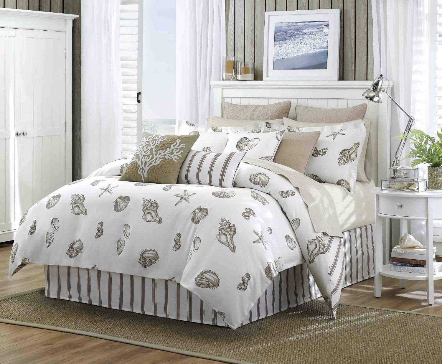Beach Themed Bedroom Captivating Gray Beach Themed Rooms Ideas Country White Bedroom