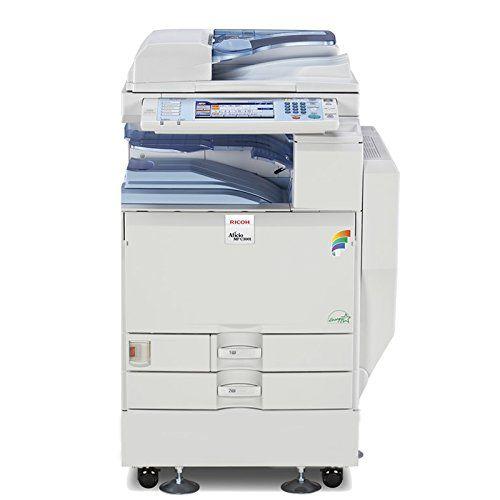 Refurbished Ricoh Aficio Mp C4501 Color Multifunction Printer 45