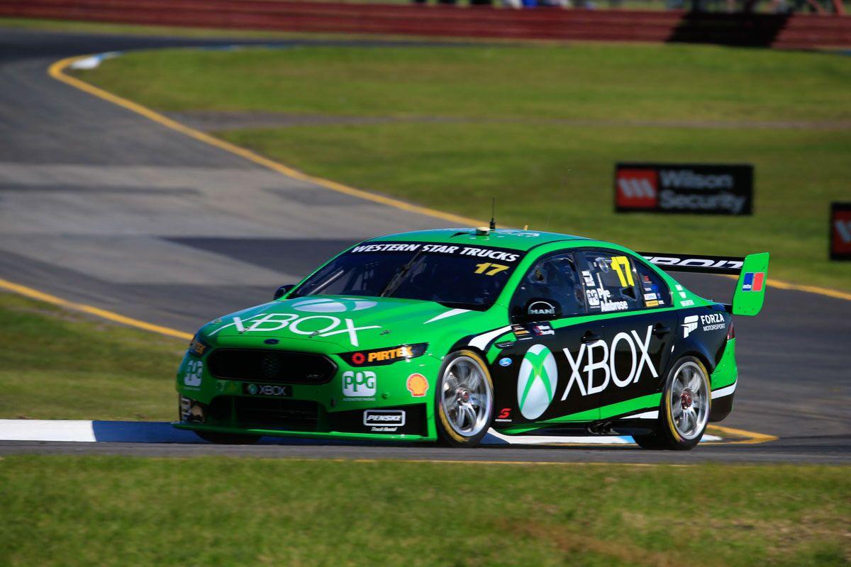Scott Pye 17 Australian v8 supercars, Super cars, V8