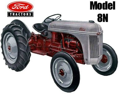the ford 2n was replace by the the ford 8n in 1947 equipped with Ford 8N Tractor Show the ford 2n was replace by the the ford 8n in 1947 equipped with the ferguson system three point hitch and 4 speed transmission the ford 8n model was