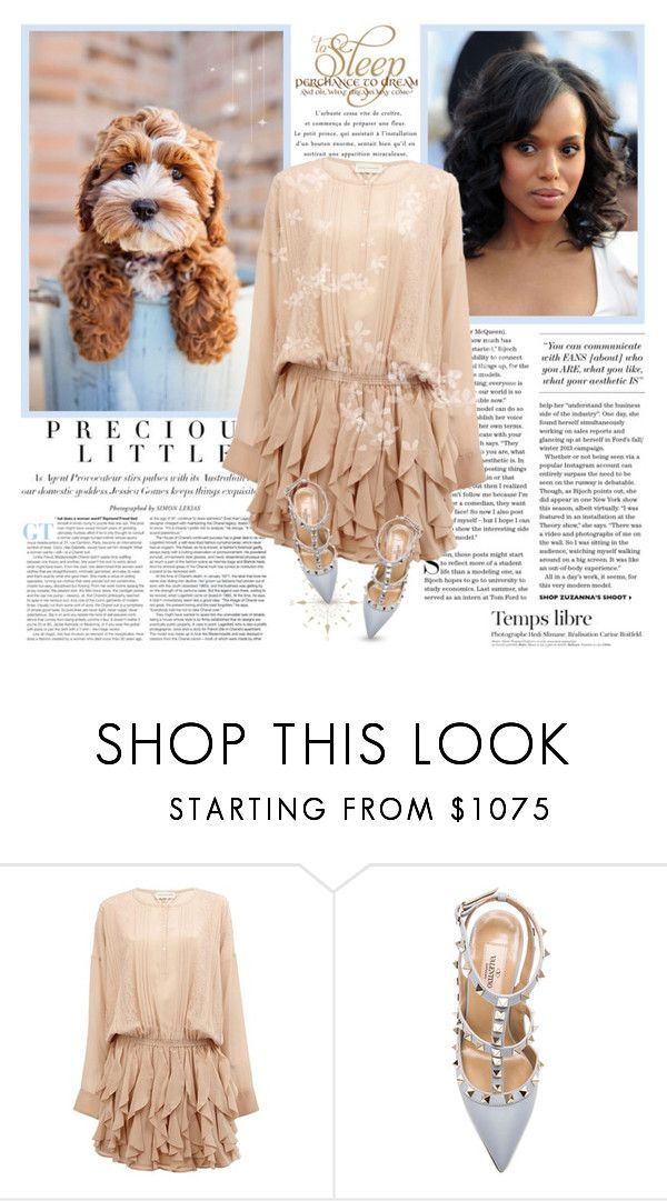 """Just go for it"" by wambui ❤ liked on Polyvore featuring WALL, Agent Provocateur and Faith Connexion"