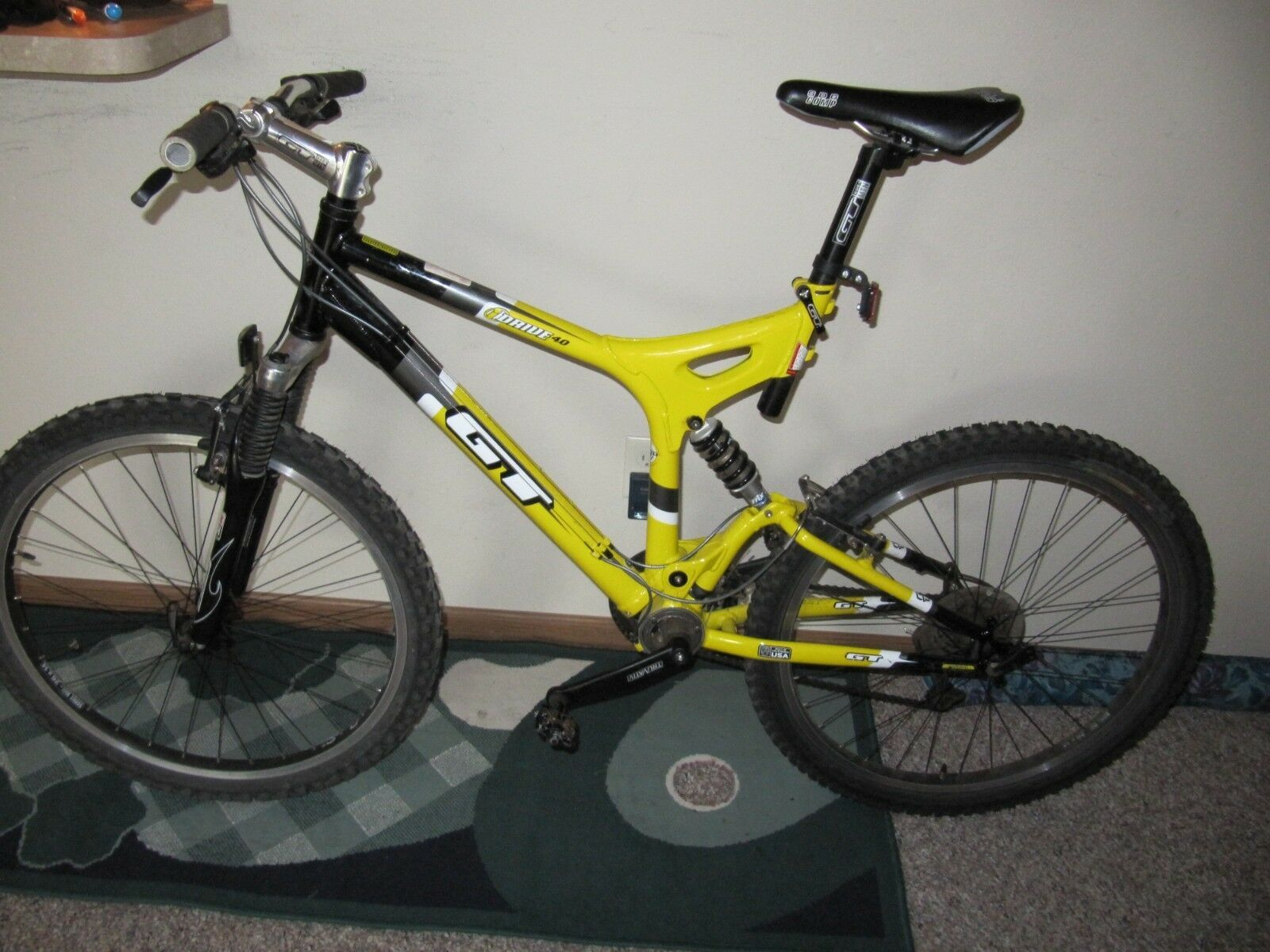 1150 Gt I Drive 4 0 Dual Full Suspension Mountain Bike Large L