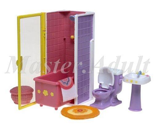 Fisher Price Dora The Explorer Bathroom Set For Kelly Of Barbie Transformed Shower To