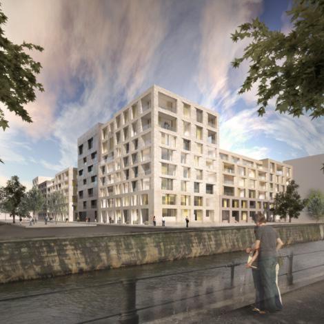 Architekt Flensburg max dudler architekt europacity berlin stadthafenquartier süd