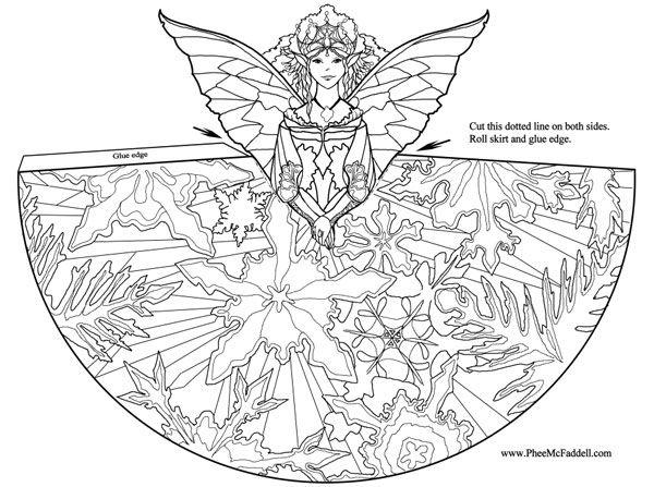 Resultado De Imagen Para Dibujos Para Pintar De Princesas: Resultado De Imagen Para MANDALAS DE HADAS PARA PINTAR