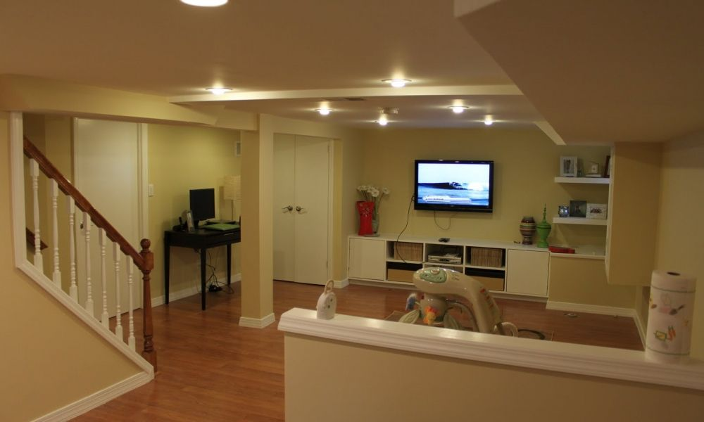 Cost Efficient Basement Remodeling Ideas For Your Home With