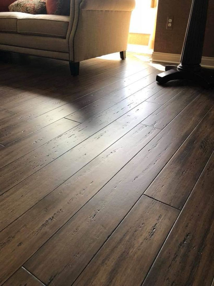 52 Perfect Bamboo Flooring Ideas For