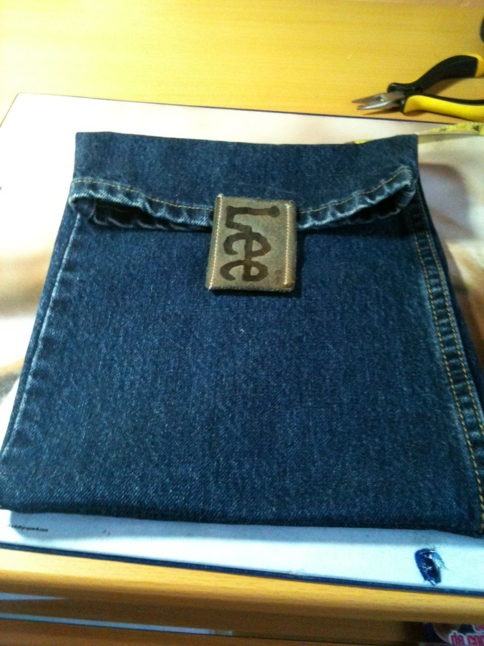 OneOfAKind DIY Tablet Cases totes making this