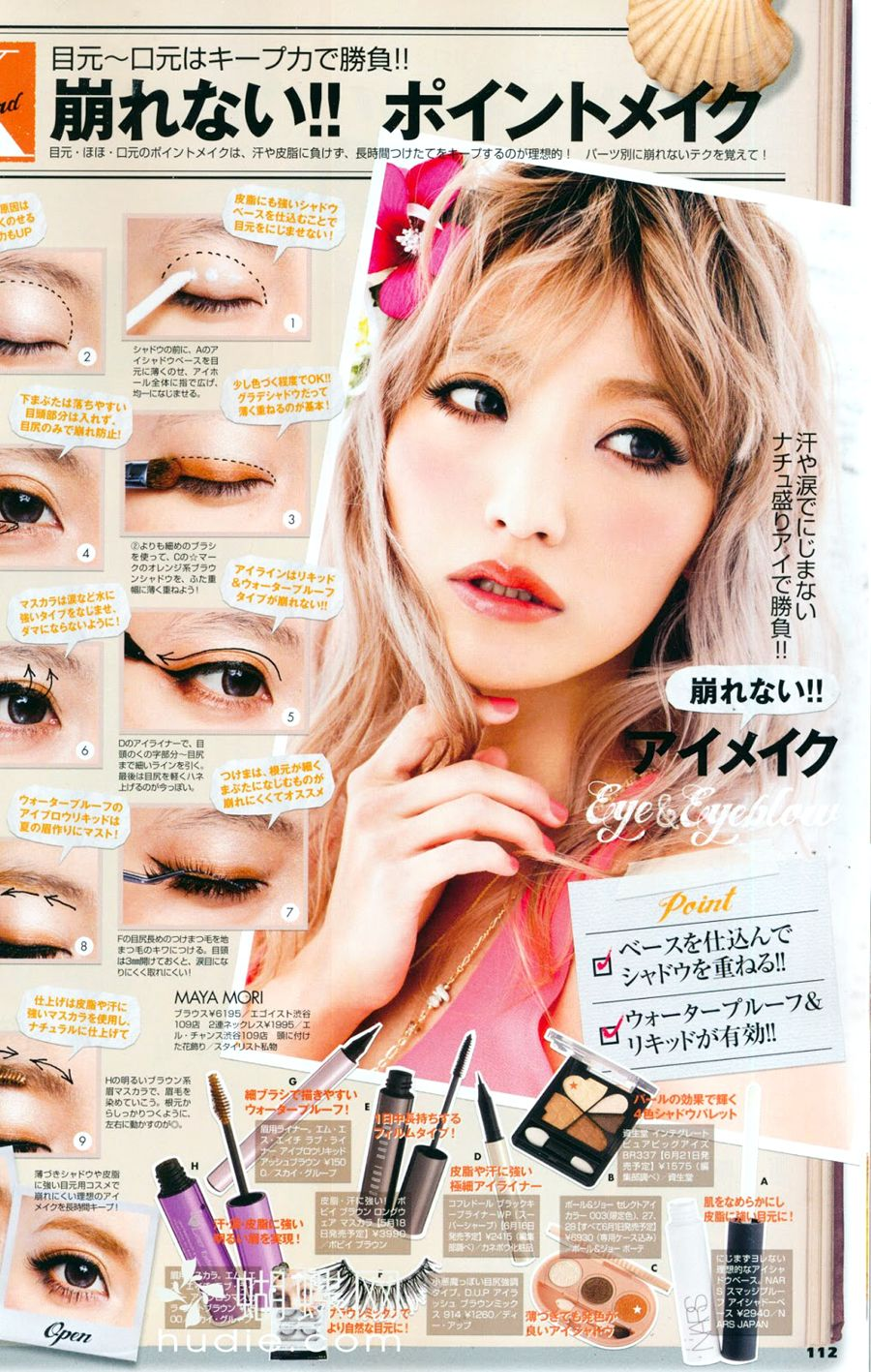 Pin by Candy kawaii Style on Maquillaje japones, chino y