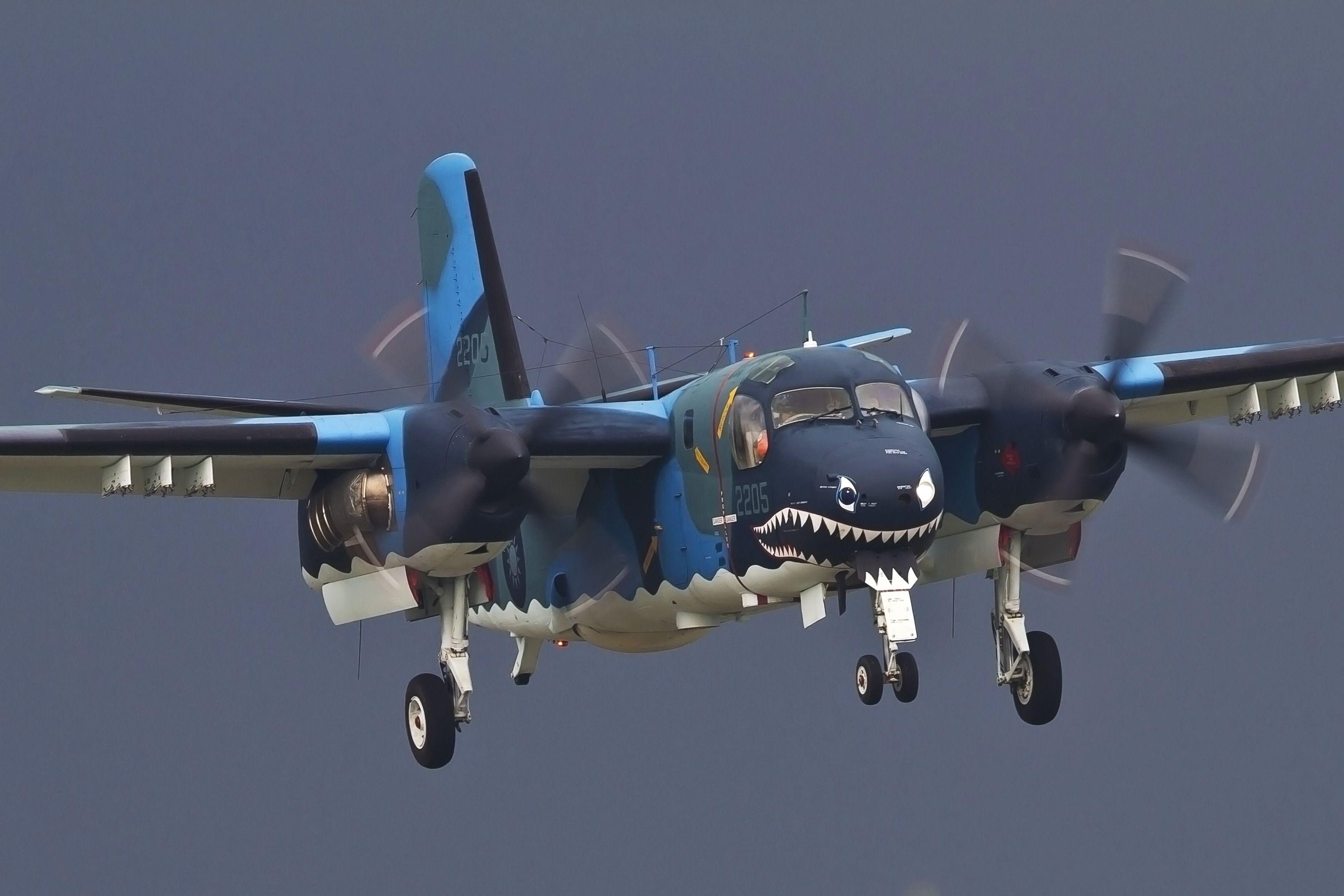 Grumman S 2 Tracker Aviation Fighter Jets Military Aircraft