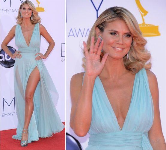 Geçtiğimiz günlerde yapılan Emmy Ödül Tören'inde kırmızı halı birbirinden güzel ve yakışıklı ünlüyü ağırladı. Heidi Klum da bu ünlülerden biriydi. Giydiği kıyafetten, yapmış olduğu makyaj ve hacimli saçlarıyla geceye damgasını vuran ünlülerden oldu. İşte size Heidi Klum saçlarına sahip olabilmek için hazırladığımız ipuçları: