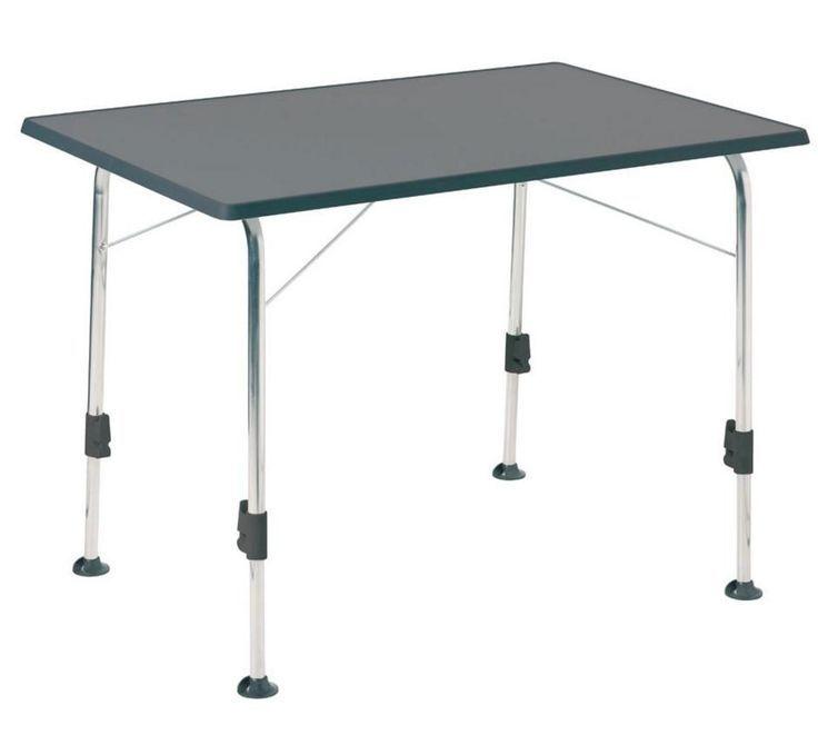 Dukdalf Campingtisch Stabilic 2 Anthrazit Tisch Daecken Table