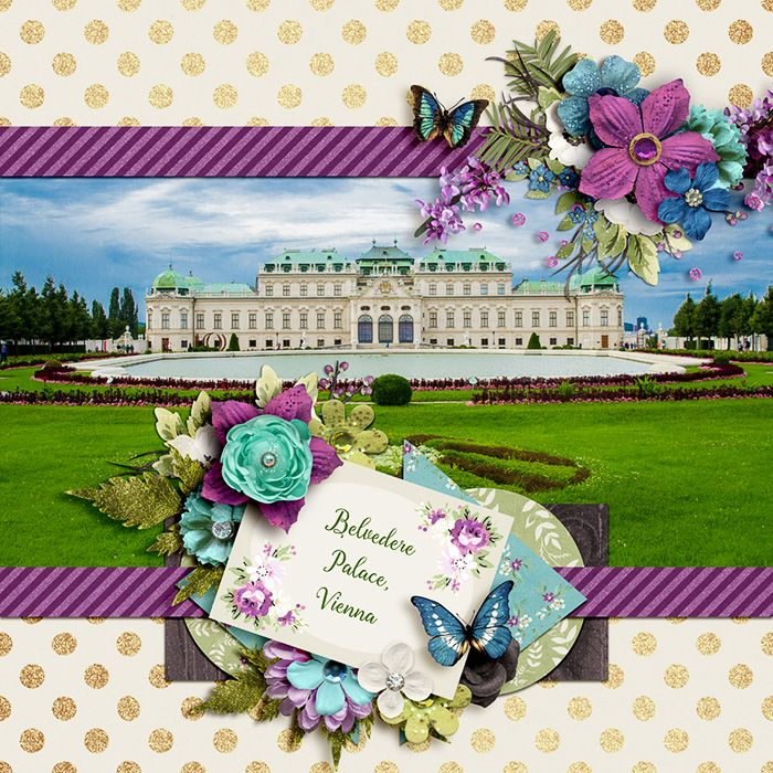 Belvedere Palace - Sweet Shoppe Gallery