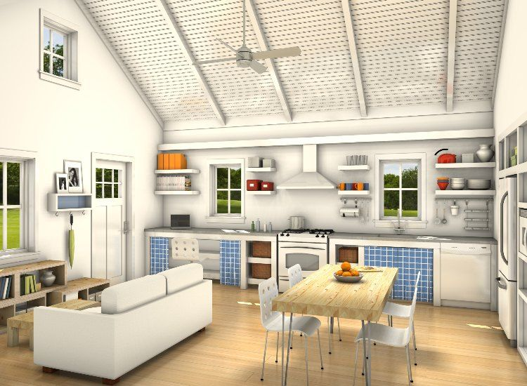 Winning LEED Platinum Home Designs to be Built in New Orleans ...
