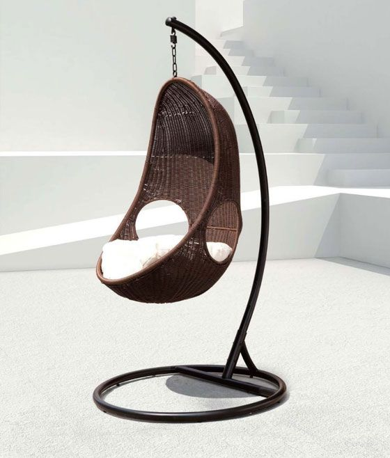 Captivating 7 Cool Swing Chairs For Indoor And Outdoor U2013 DesignSwan.com