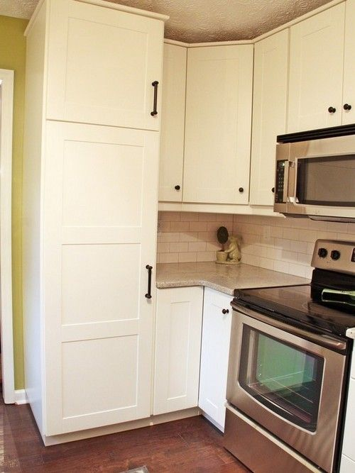 ikea kitchen cabinets adel white for the home pinterest ikea