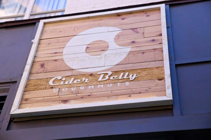 2. Cider Belly Doughnuts, Albany