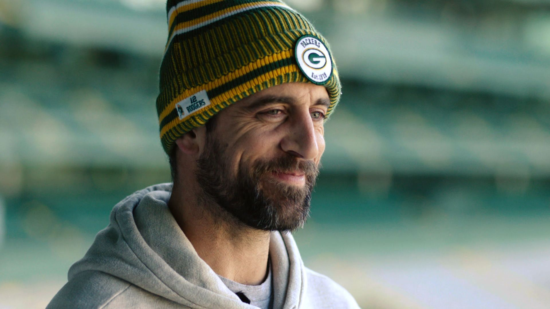 Aaron Rodgers Explains Importance Of Growing Up A 49ers Fan National Football League News Packers Quarterback Aaro National Football 49ers Fans Aaron Rodgers