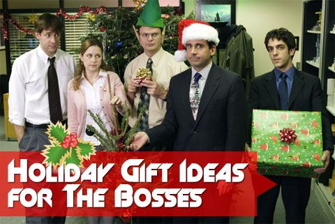 Fail Safe Gift Ideas For The Bosses What To Give Your
