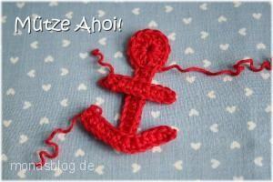 Einen Anker Für Die Sommermütze Häkeln Crochet Patterns