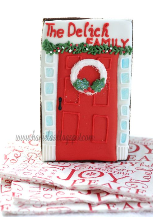 Haniela's: ~Christmas Door Cookies~