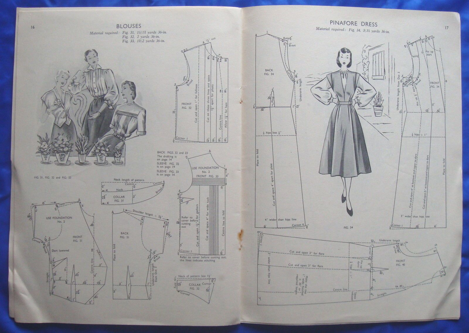 Vintage haslam system of dresscutting drafting system sewing vintage haslam system of dresscutting drafting system sewing pattern book no9 jeuxipadfo Image collections
