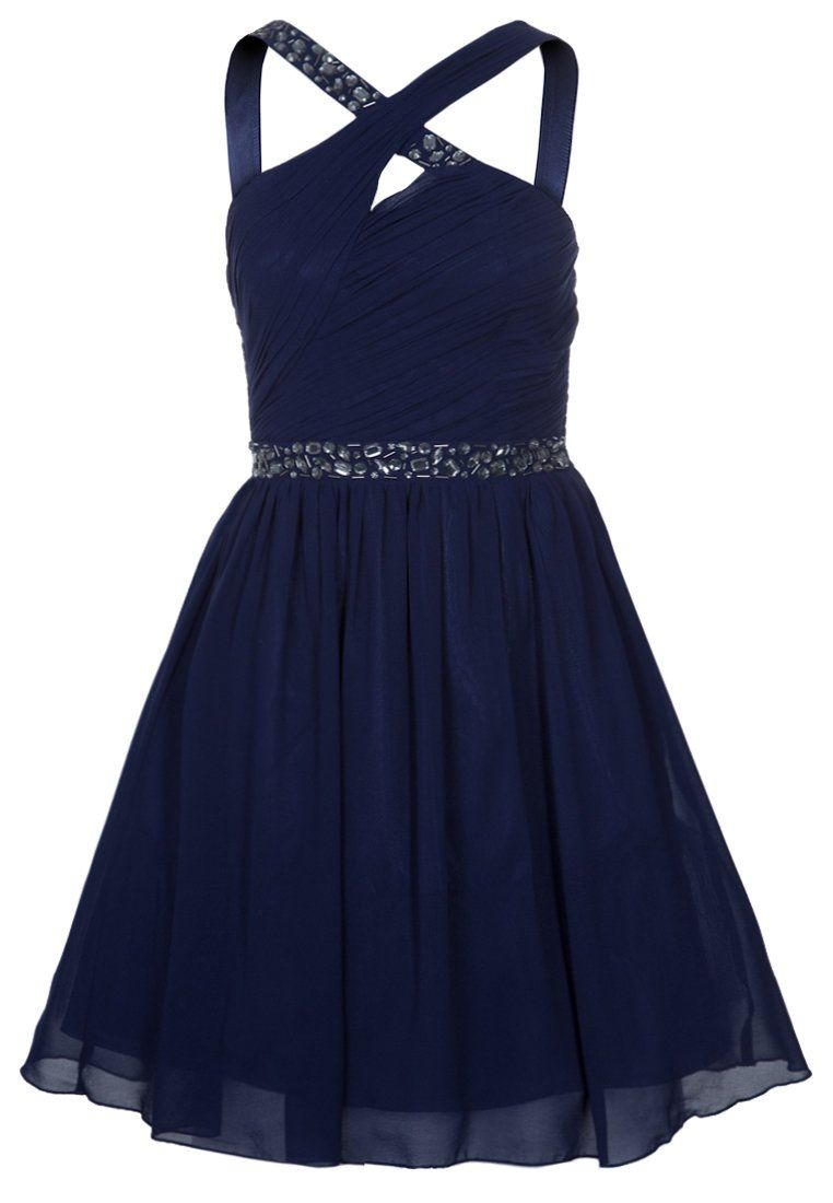 Little Mistress - Cocktailkleid / festliches Kleid - blue | Fashion ...