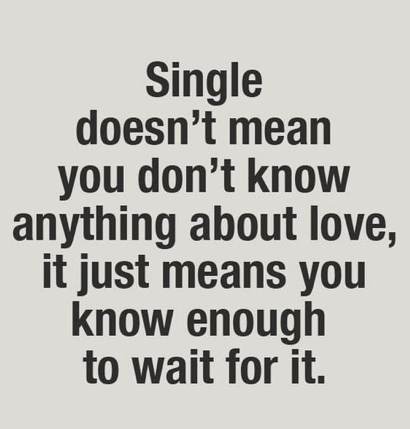 Being Single And Loving It Quote Bible Verses 3 Quotes Love