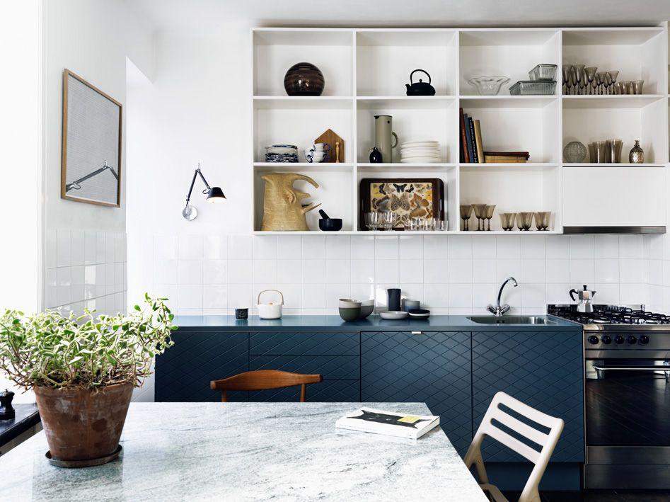 Kickass Alternatives to Traditional Upper Kitchen Cabinets ...