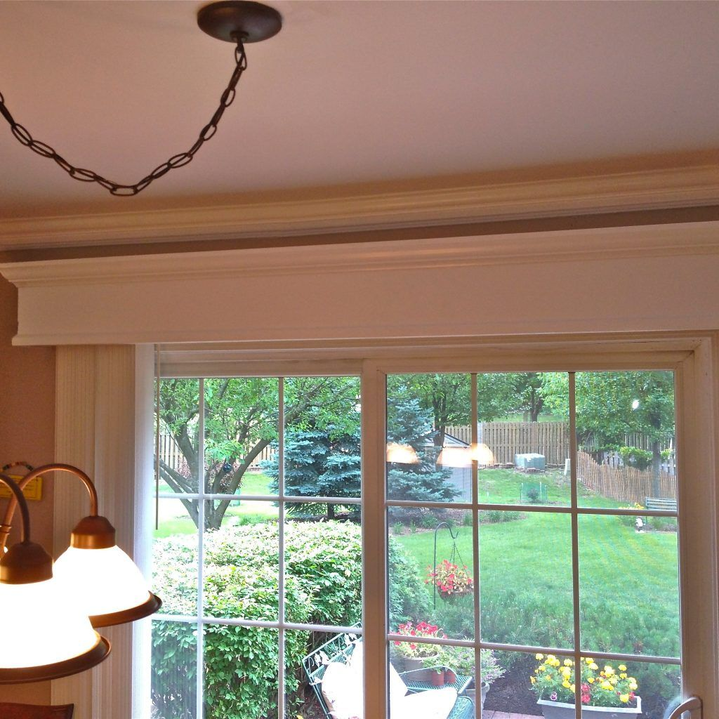 Merveilleux Glass · Sliding Glass Door Valances