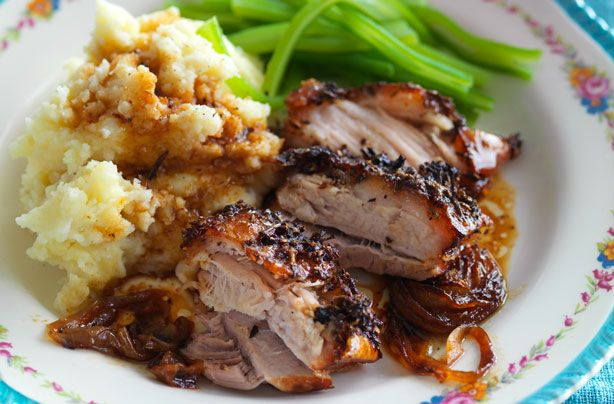 Pork dinner recipes simple