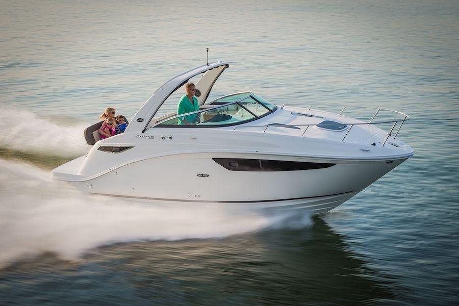 Best Cabin Cruiser Under 30 Feet In 2020 Cabin Cruiser Boat Cabin Cruiser Boat