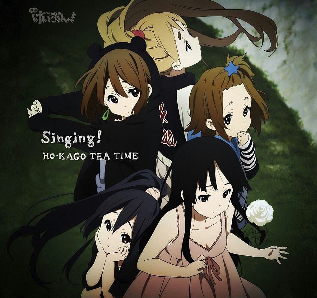 Hokago Tea Time in 2020 Anime, Singing, Favorite character
