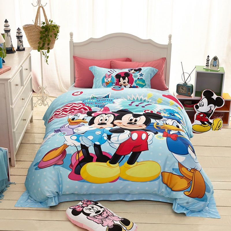 Disney Bedding Set Twin And Queen Size Ebeddingsets Disney Bedding Sets Disney Comforter Sets Disney Bedding