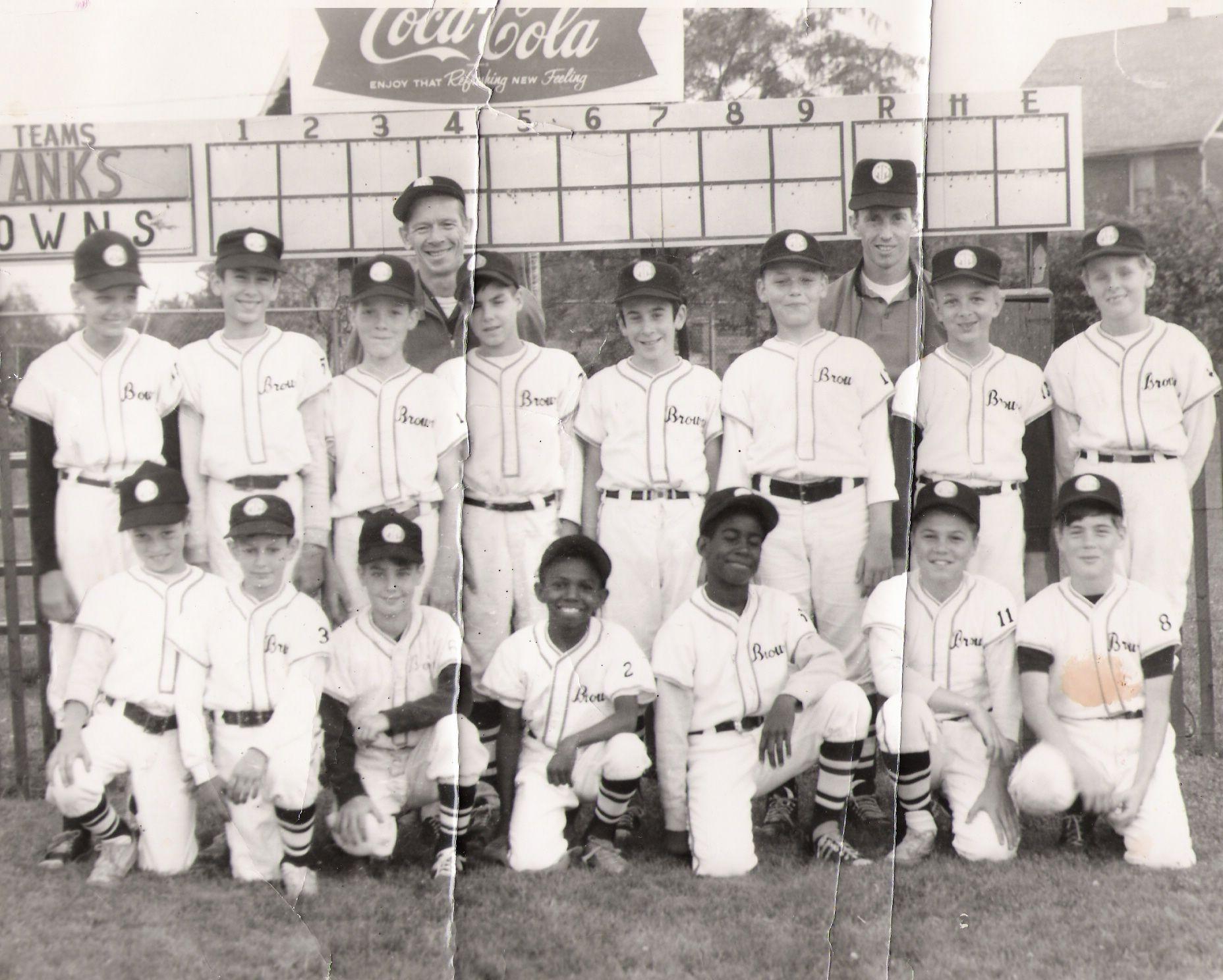 1960 S Mighty Mite Baseball In Ne Canton Ohio Canton Ohio Canton Ohio
