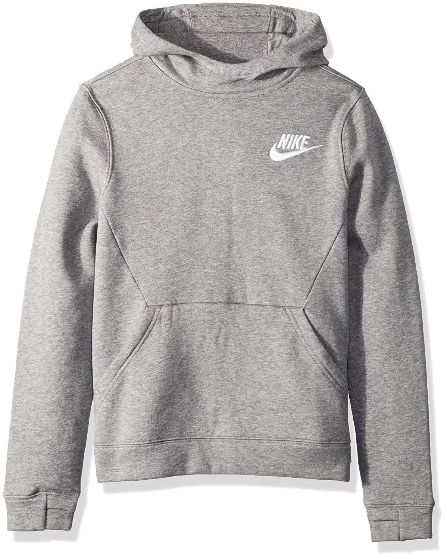 Black And Grey Nike Sweatshirt