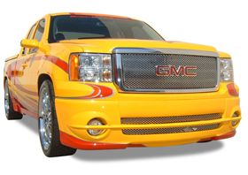 Special Offers Available Click Image Above: Street Scene Speed Grille, Street Scene - Billet Grilles - Punch Billet Grilles