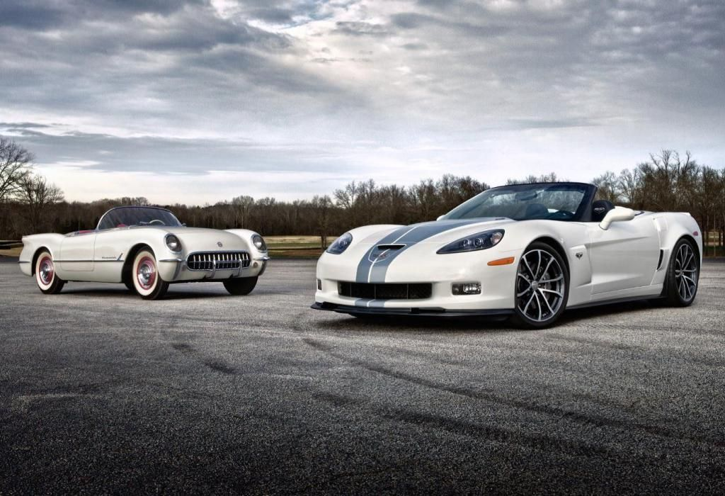 2013 Corvette 427 Convertible & 60th Anniversary Pkg