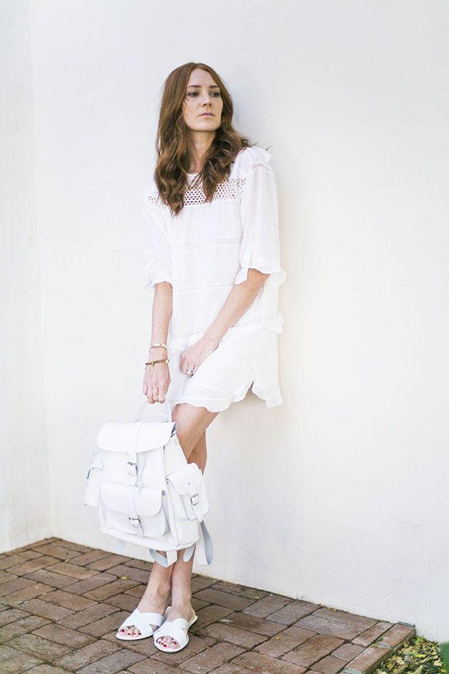 Isabel Marant Cassy dress #isabelmarant