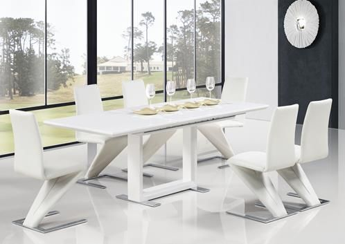 Allure, Dining table   Dining table, Contemporary dining