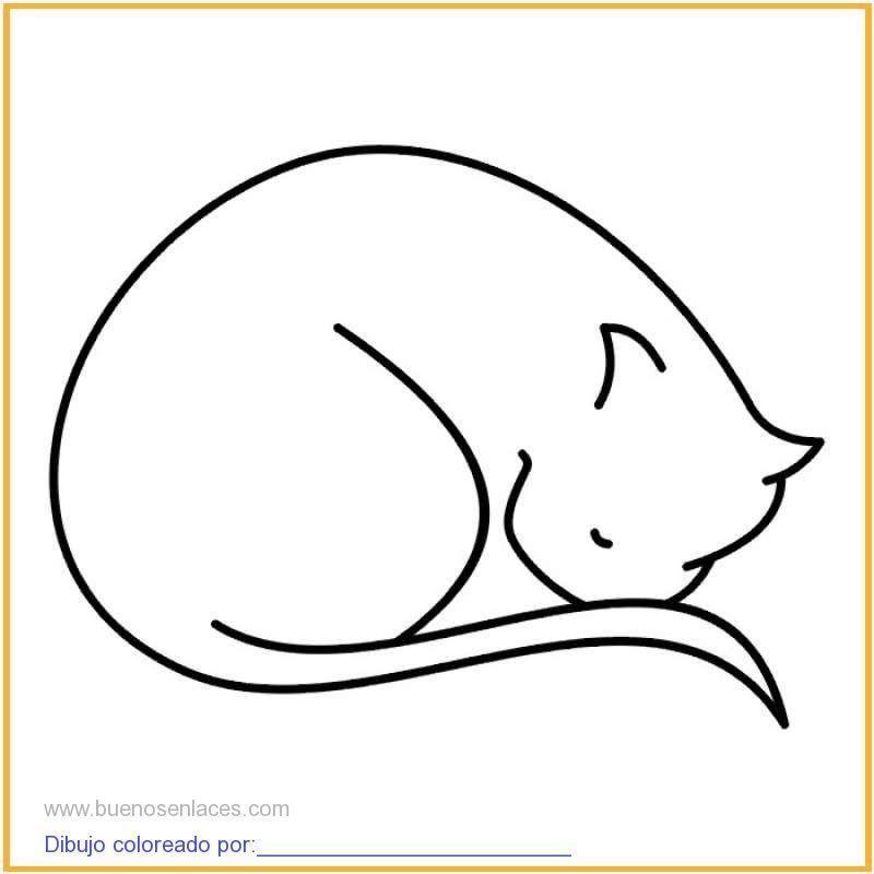 gato dibujo - Buscar con Google | Gatos | Pinterest | Gatito para ...