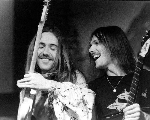 Uli Jon Roth and Rudolf Schenker - Scorpions | Uli ...