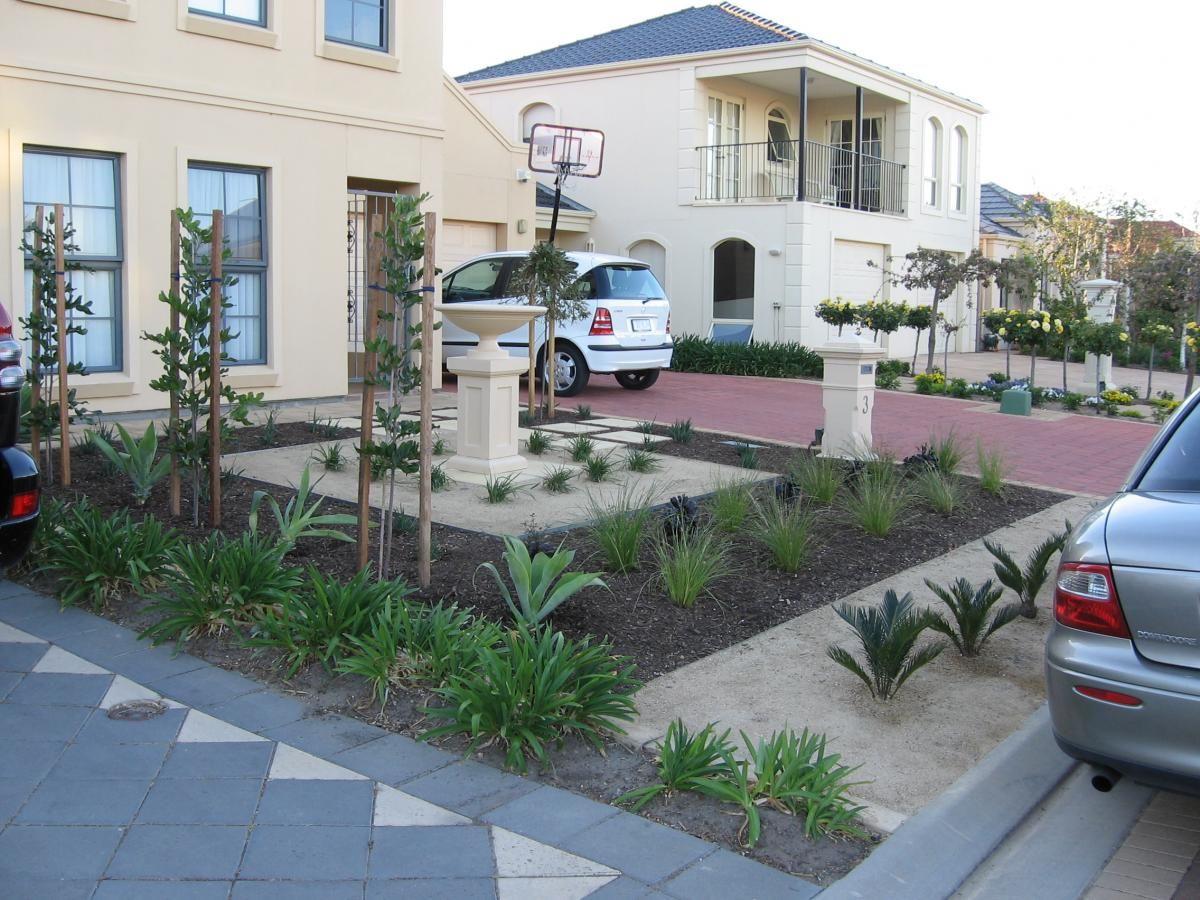 Image result for formal front australian garden Front