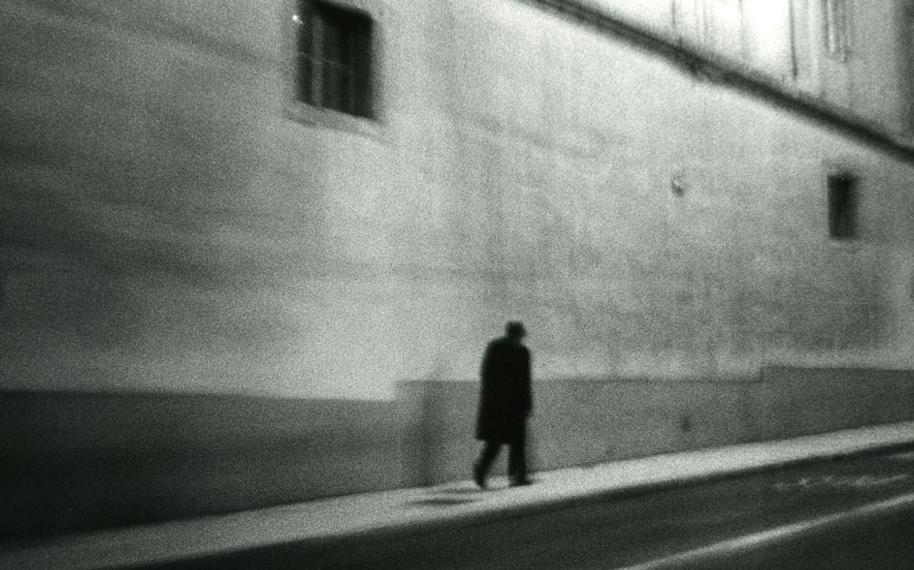 Bernard Plossu // Coimbra, Portugal // 1987