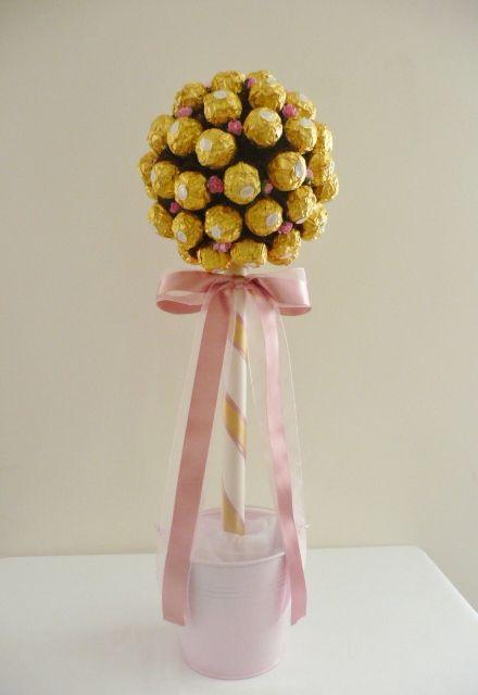 Ferrero Rocher Tree | Sweet Gifts | Pinterest | Tortendeko ...
