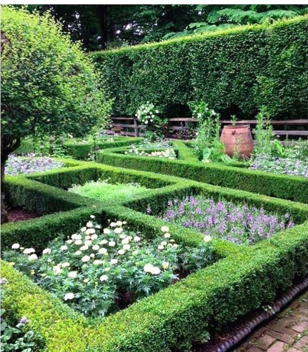 47 Popular Raised Garden Beds Layout Design Ideas