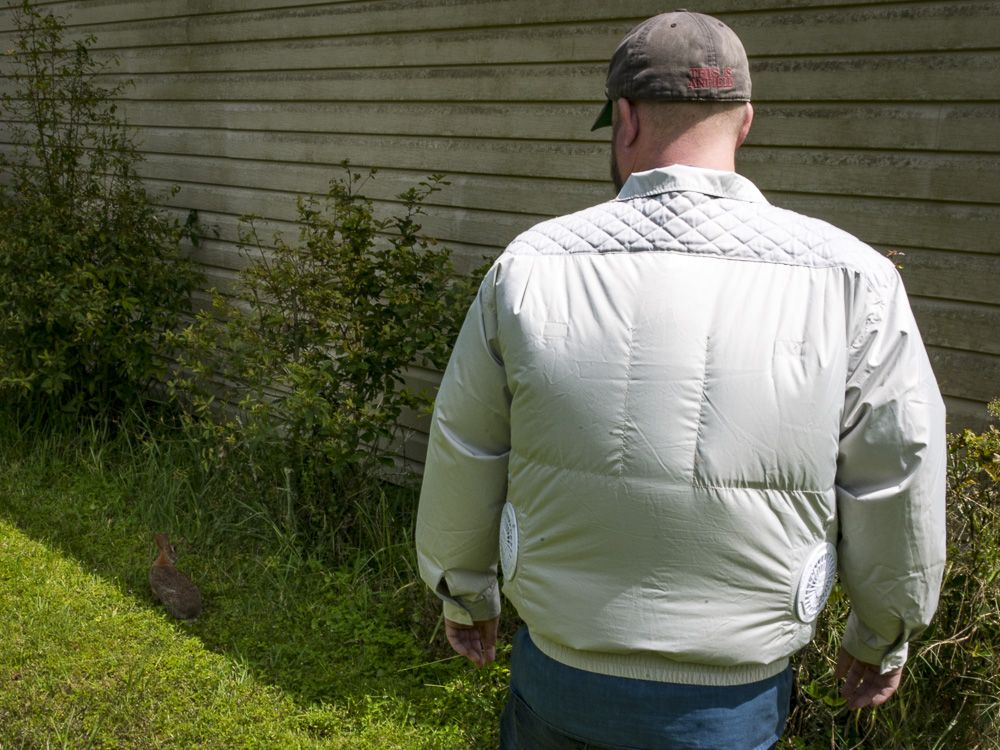 Makita Cooling Jacket Review Safety Workwear Jackets Cool Jackets