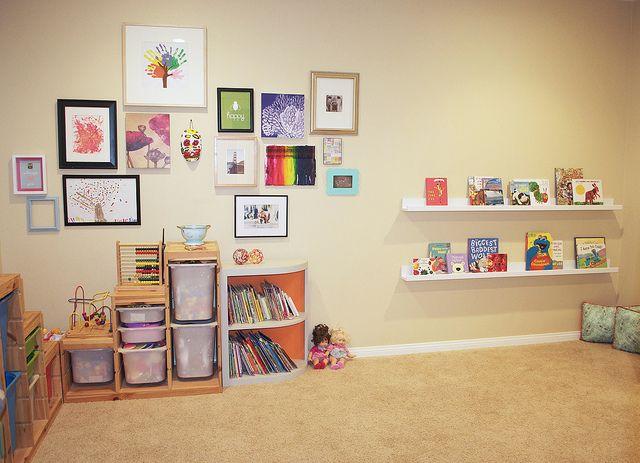 Playroom Storage Ideas Organize Your Children S
